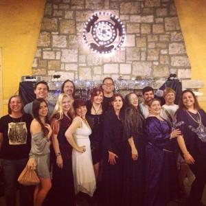 Temple of the Crossroads (and friends) put on a FABULOUS Hekate Main Ritual!