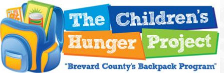 Make donations to The Children's Hunger Project of Brevard County